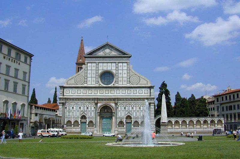 Florenz - Santa Maria Novella