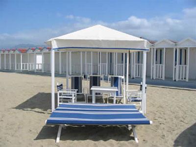 Servizio spiaggia italian case case vacanze per affitti for Affitti cabina breckenridge