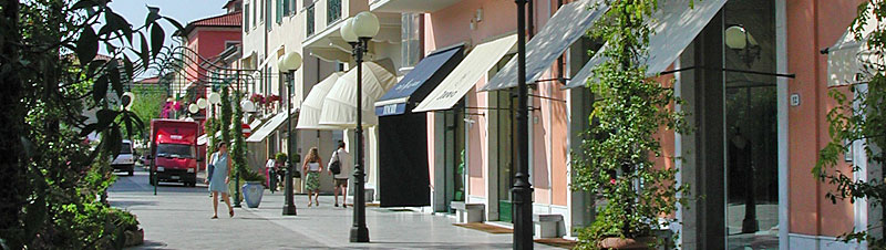 Forte dei Marmi - Fashion Shopping